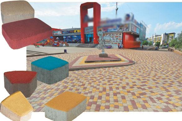 Тротуарная плитка Классик