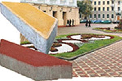 Тротуарная плитка Трапеция